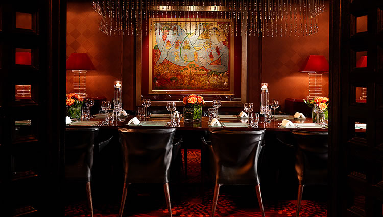 London Private Dining Rooms  People